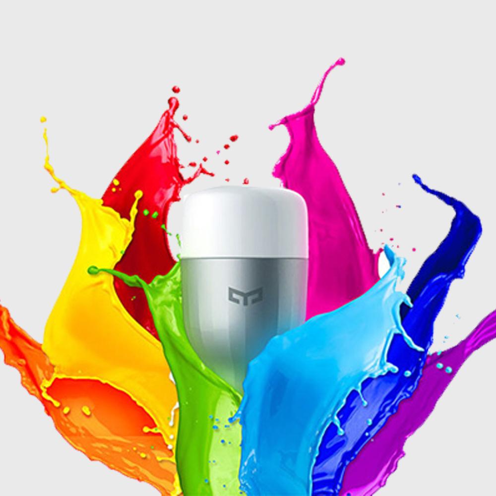 لامپ هوشمند شیائومی Colorfull Yeelight Bulb شیائومی خرید