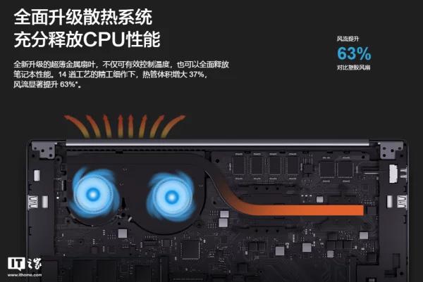 شیائومی می نوتبوک ایر 13.3 اینچی
