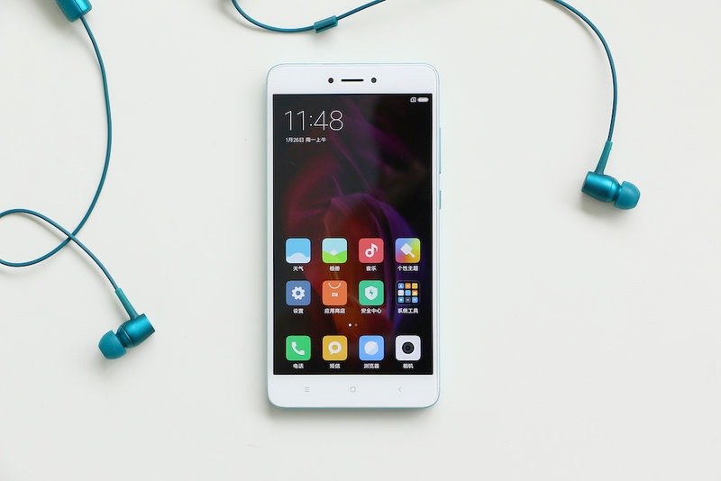 گوشی Redmi Note 4X شیائومی