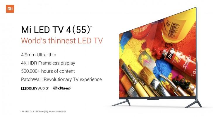 Xiaomi Smart Mi LED TV 4