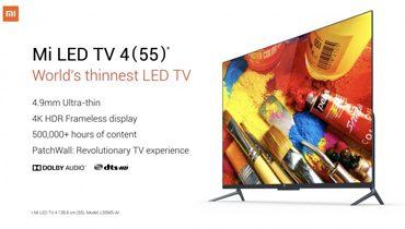 معرفی Xiaomi Smart Mi LED TV 4