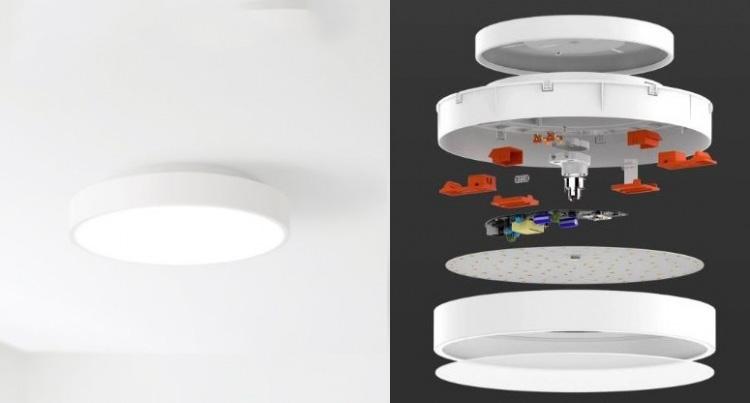چراغ سقفی هوشمند yeelight