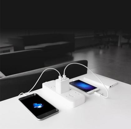 سه راهی و محافظ برق هوشمند