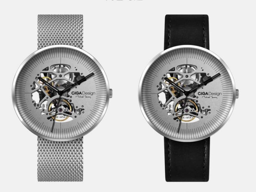 شیائومی،ساعت CIGA را معرفی کرد.