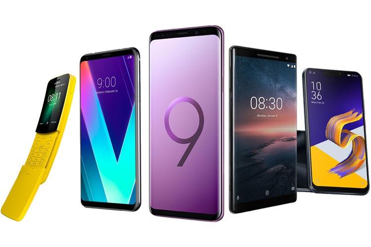 افزایش فروش گوشیهای هوشمند در فصل اول ۲۰۱۸ و رشد شیائومی