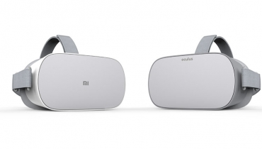 شیائومی از هدست واقعیت مجازی Mi VR رونمایی کرد