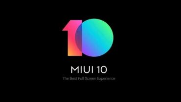 شیائومی MIUI 10 را با طراحی جدید و بهره گیری از هوش مصنوعی معرفی کرد