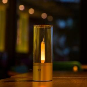 چراغ خواب هوشمند طرح شمع شیائومی