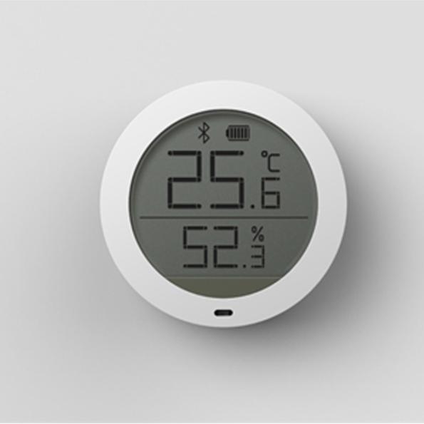 سنسور دما و رطوبت LCD دار شیائومی مدل LYWSDCGQ01ZM