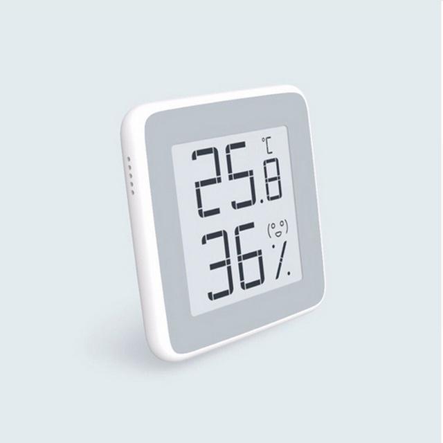 سنسور دما و رطوبت LCD دار میجیا شیائومی مدل MHO-C201
