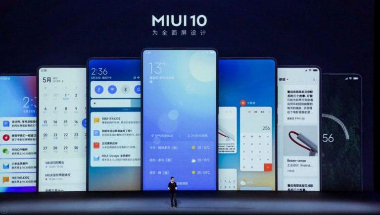 اولین نسخه پایدار MIUI 10 برای گوشی Mi 6 شیائومی در دسترس خواهد بود
