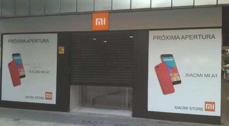 افتتاح دومین فروشگاه شیائومی در اسپانیا