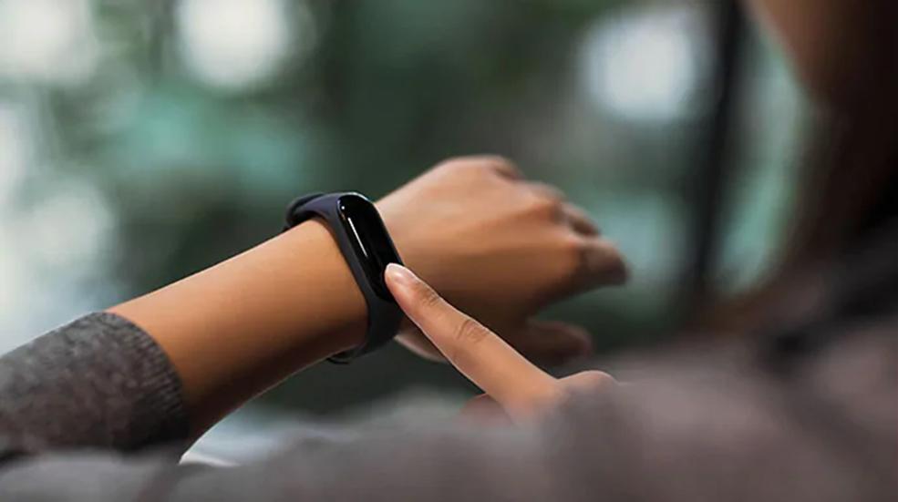 نحوه کار با دستبند می بند ۳ شیائومی