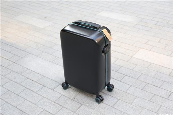 عرضه رسمی چمدان جدید شیائومی مدل ۹۰fun با سنسور اثر انگشت به بازار