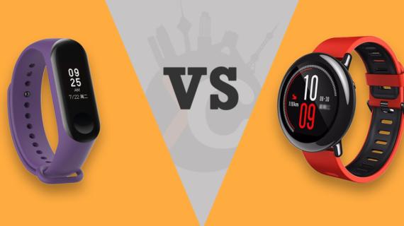 مقایسه ساعت هوشمند و مچ بند هوشمند