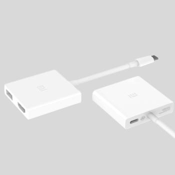 آداپتور تبدیل Type-c به USB HDMI شیائومی