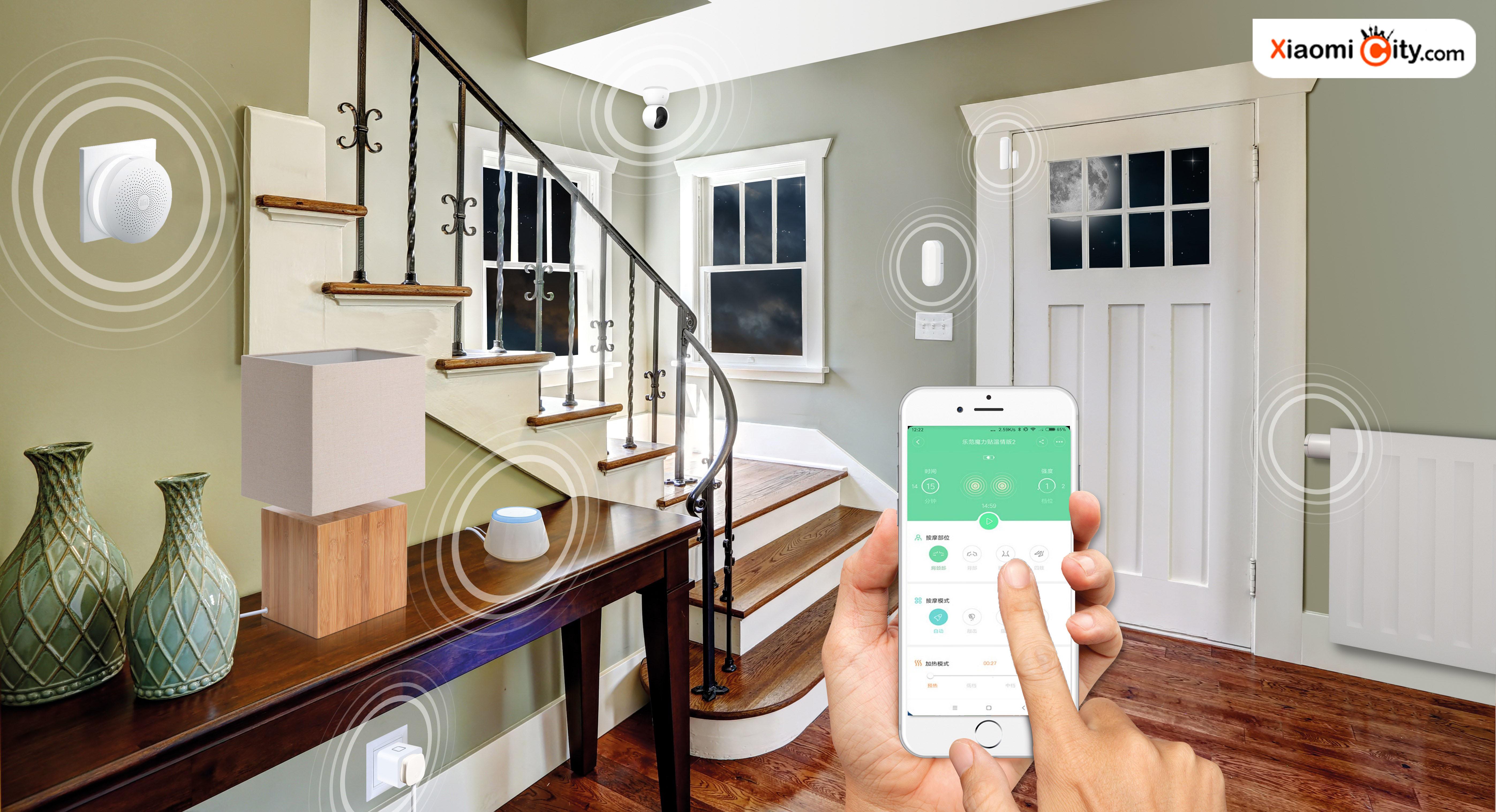 هر آنچه برای ایجاد یک خانه هوشمند نیاز دارید!