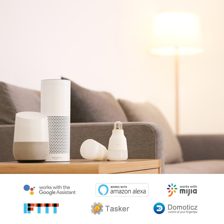 لامپ هوشمند LED شیائومی مدل YEELIGHT