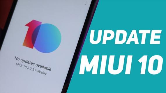 """آپدیت جدید MIUI 10 همراه با دسترسی سریع به """"دستیار گوگل"""" منتشر شد"""