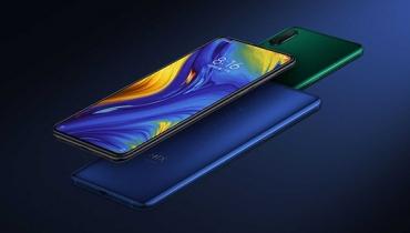 نسخه جدید گوشی شیائومی تحت عنوان Mi MIX 3 5G با قیمت ۵۹۹ یورو
