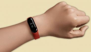 تصاویری از دستبند هوشمند شیائومی تحت عنوان Xiaomi Mi Band 4