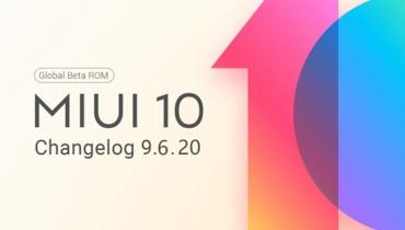 اخبار کم اما مفید در رابطه با بروزرسانی MIUI 10 Global Beta 9.6.20