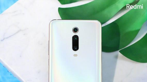 شیائومی Redmi K20 Pro را با رنگ سفید به فروش خواهد رساند
