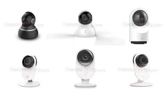 آموزش راه اندازی دوربین های Yi شیائومی
