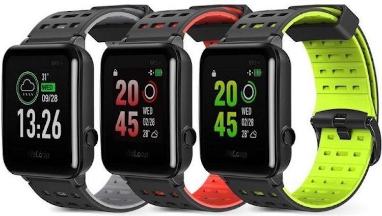 ساعت هوشمند وی لوپ هی اس 3 شیائومی (WeLoop Hey 3S GPS Smartwatch)