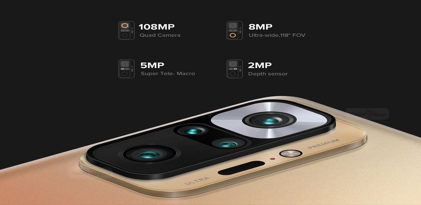 گوشی شیائومی Redmi Note 10 Pro